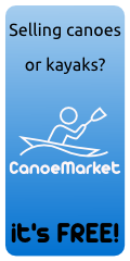 CanoeMarket is the place where you can list, sell and buy canoes, kayaks, paddles, equipment and anything else that you need for your favorite water sports!
