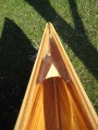 16' Custom Cedar Strip Canoe - [click here to zoom]