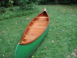 For Sale Vintage Old Town Canoe - [click here to zoom]