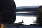 2011 Clipper MacSport 18ft. Kevlar Canoe - [click here to zoom]