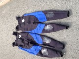 Floatations bags, spray deck,2 helmets,2wetsuits