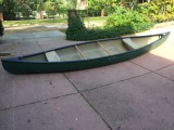 Used Old Town Discovery 169 Canoe - [click here to zoom]