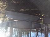 17' Aluminum Grumman Canoe - [click here to zoom]