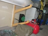 Talic Two Kayak Storage Condo - [click here to zoom]