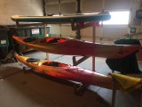 3 Canoe Bunk Rack by Talic - [click here to zoom]