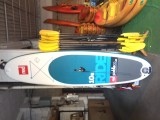 Red Paddle Ride Stand Up Paddle Board - [click here to zoom]