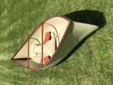 Pat Moore Designed Proem Canoe