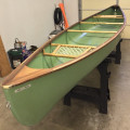 Blue Hole MGB Canoe