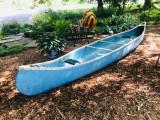 Blue Hole Canoe - [click here to zoom]