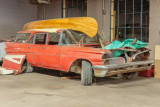 1958 Old Town hand built Canoe - beautifully restored - [click here to zoom]