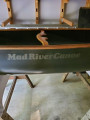Mad River 17' Royalex Explorer canoe, paddles, PFDs and more - [click here to zoom]