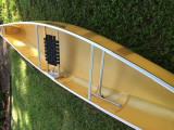 Wenonah Vagabond canoe - [click here to zoom]
