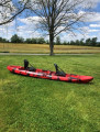 Tidal Watersports Tandem kayak