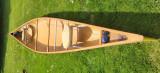 18' Wenonah Jensen Kevlar 49 Aramid Canoe - [click here to zoom]