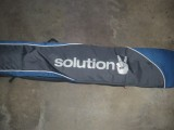 Hardly used- paddle bag - [click here to zoom]