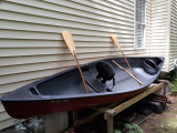 16' Old Town Guide 160 Canoe