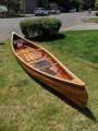"""16' """"Wabnaki"""" style Cedar Strip Canoe"""