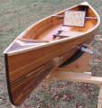 Red Cedar Canoe