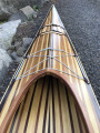 17' Wood Touring Kayak - [click here to zoom]