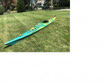 Clearwater Design, St. Lawrence Kayak - [click here to zoom]