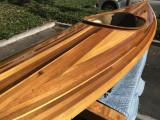 New Cedar Strip Hybrid Kayak - 12ft Wood Duck - [click here to zoom]