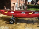 R T M Open Canoe NEW LOW PRICE TO SELL - [click here to zoom]