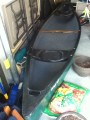 New canoe with paddles for the price of a used one! - [click here to zoom]